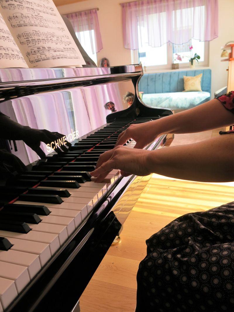 Musikalische Begleitung